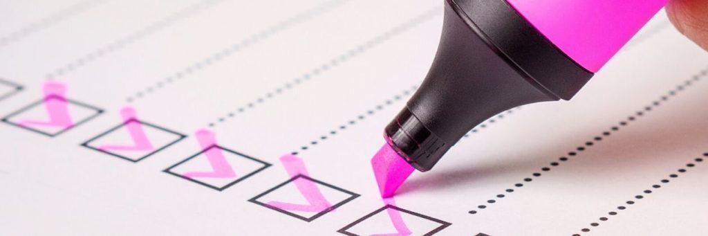 документа для возврата налога при использовании стандартного вычета